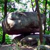 Kadov rocking stone