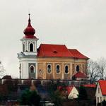 Kostel svatého Jana Křtitele Paštiky