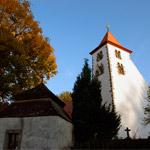 Kostel svaté Voršily Újezdec