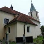 Kostel Černívsko
