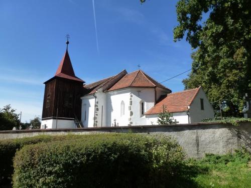 Kostel Kocelovice