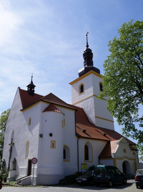 Kostel Radomyšl