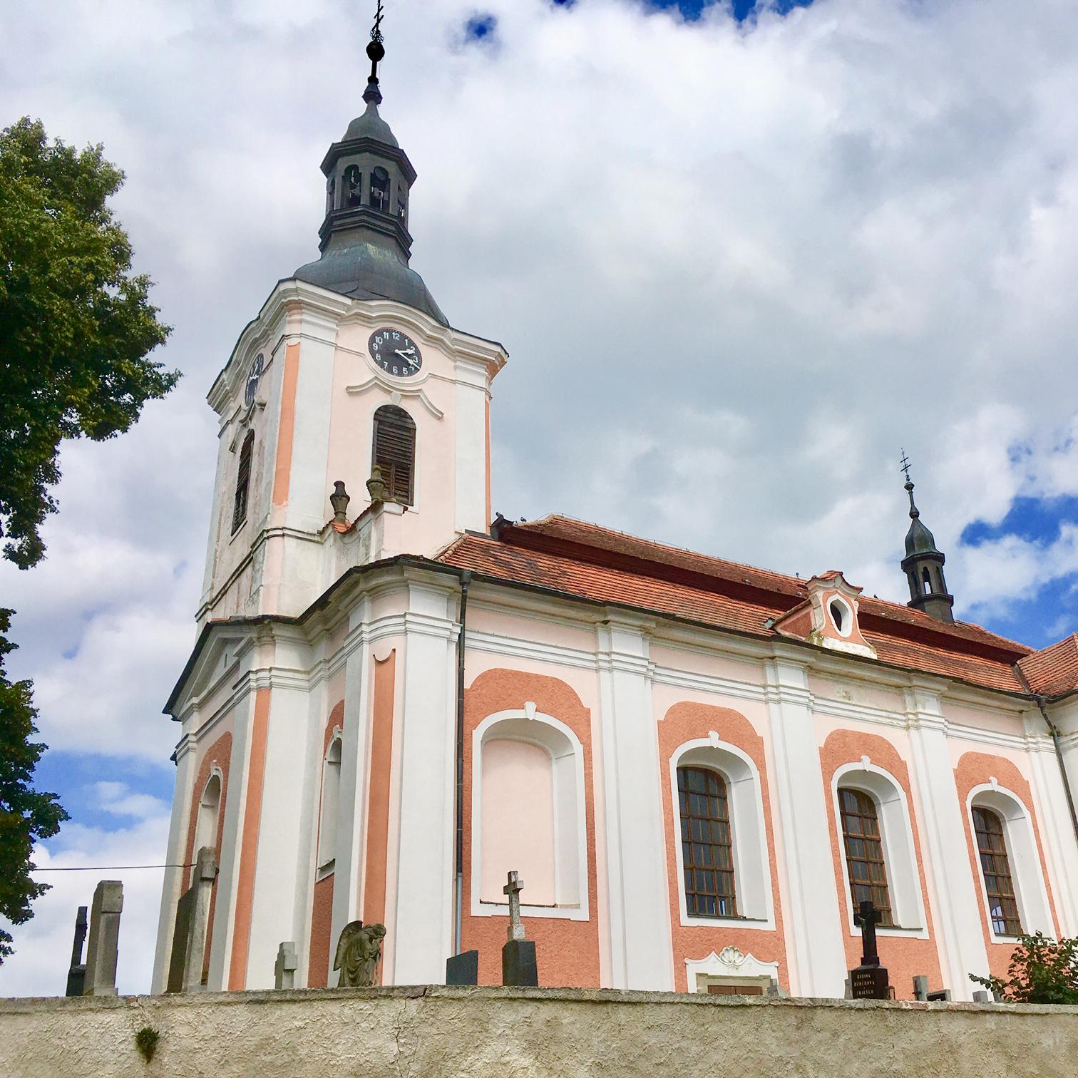 Kostel Sedlice