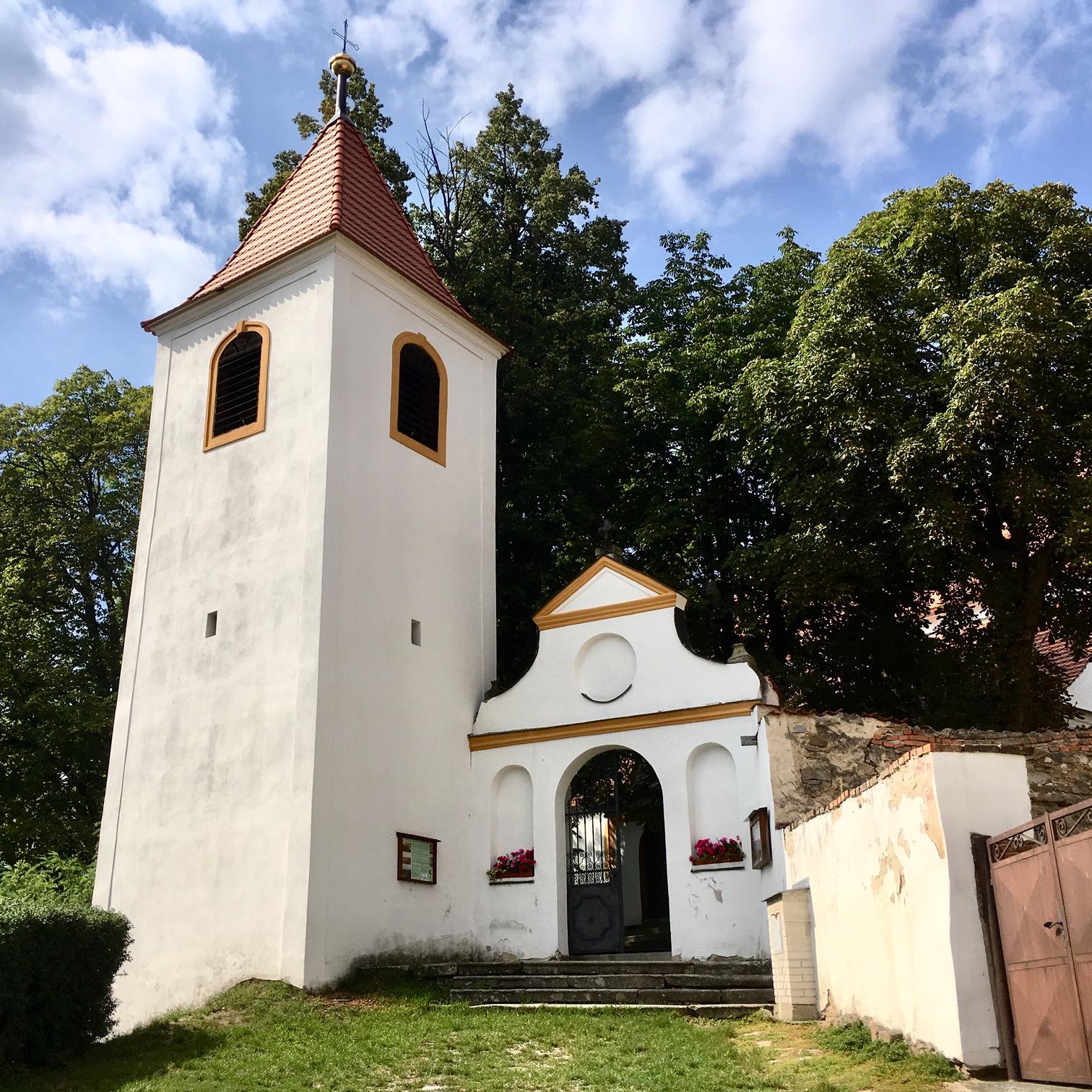 Kostel Záboří